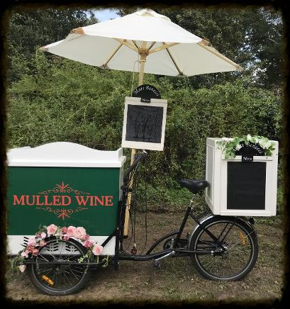 Mulled Wine Cart Hire